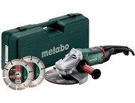 Metabo Haakse slijper WE 24-230 MVT set