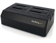 Startech USB 3.0 to 4-Bay HDD Dock with UASP  Fans