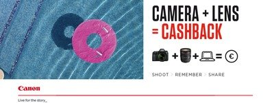 Canon - Virtual Kits promo