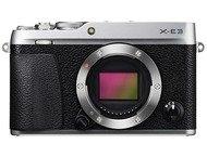 Fujifilm X-E3 Body - Zilver