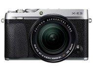 Fujifilm X-E3 Body + 18-55mm - Zilver