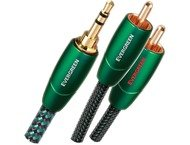 AudioQuest EVERG01.5MR Evergreen 3.5mm - RCA