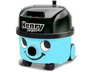Numatic Henry Next Parquet HVN207 Ice Blue