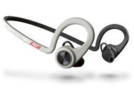 Plantronics BackBeat Fit Bluetooth Headset, sport grey