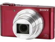 Sony DSC WX500 - Rood - Demotoestel