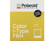 Polaroid Color instant film for I-type