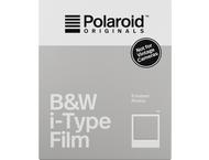 Polaroid BW instant film for I-type