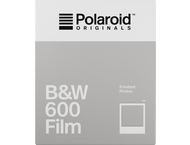 Polaroid BW instant film for 600