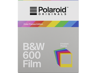 Polaroid BW instant film for 600 Hard Color Frames