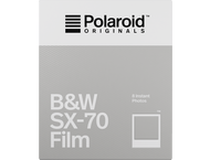 Polaroid BW instant film for SX70