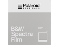 Polaroid BW instant film for Image/Spectra