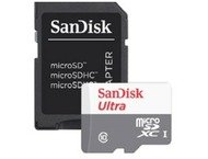 Sandisk microSDHC Ultra 16GB (A1 / UHS-I / Cl.10 / 98MB/s)