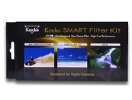 Kenko DIGITAL FILTER KIT SLIM 62MM MC