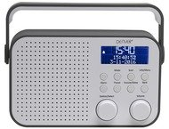 Denver DAB+/FM Radio DAB-39 Grey