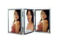 Zep Triple Fotolijst 120TS04-4R Zilver 3x 10x15cm
