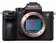 Sony A7r Mark III Body - Zwart