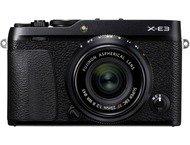 Fujifilm X-E3 Body + 23mm - Zwart