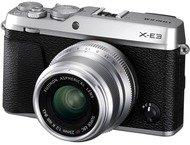 Fujifilm X-E3 Body + 23mm - Zilver