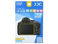 JJC LCP-D5300 LCD bescherming