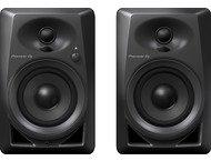 Pioneer DJ 4 Monitor Speakers Pair DM-40