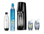 Sodastream Spirit Black Giftpack