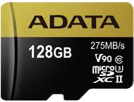 Adata Micro SDXC UHS-II CL10 U3 128GB V90 Std