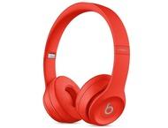 Apple Beats Solo3 Wireless On-Ear Red