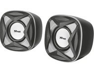 Trust Xilo Compact 2.0 Speaker Set - black