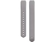 Fitbit Blaze Leren Polsband - Grijs (S)