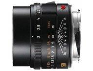 Leica M Summicron 50mm f/2.0 - Zwart