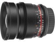 Samyang 16mm T2.2 ED AS UMC CS VDSLR Canon EOS M