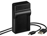 Hama USB-oplader Travel voor Canon LP-E17