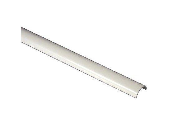 10//3,3//1,8 cm demi cercle Hama Chemin de c/âbles en alu blanc
