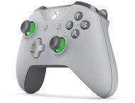 Microsoft Grey  Green controller
