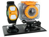 HP Action Camera AC-200W ( 5MB-1080P-170 + RC + Wifi )
