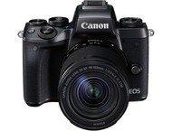Canon EOS M5 Body + 18-150mm - Zwart 1279C022AA