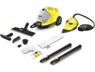 Karcher Stoomreiniger SC4 Easyfix Yellow Iron Kit