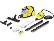 Karcher Stoomreiniger SC5 Easyfix Yellow Iron Kit