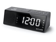 Muse Clock Radios M172BT