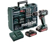 Metabo SB 18 L Mobile workshop 2x 2,0 Ah