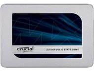 Crucial 500GB SATA3 MX500 3D/SLC/560/510