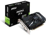 MSI GeForce GTX1050 Aero ITX 2GB OC V1
