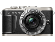 Olympus E-PL9 Body + 14-42mm - Zwart