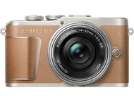 Olympus E-PL9 Body + 14-42mm - Bruin