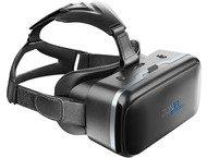 Cellular Line VR bril smartphone, Zion comfort tot 6, zwart