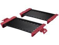 Xavax Grillplaat vr microgolf tot 900W 29,5x15,1x5,8cm (2x)
