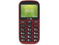 Doro 1361 Rd Easy To Use Mobile Phone - Red