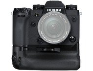 Fujifilm X-H1 Body - Zwart + Batterygrip
