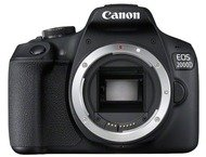 Canon EOS 2000D Body - Zwart
