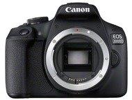 Canon EOS 2000D Boîtier - Noir